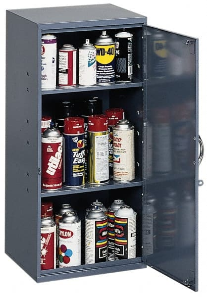 Durham 2 Shelf Wall Storage Cabinet 00020230 Msc