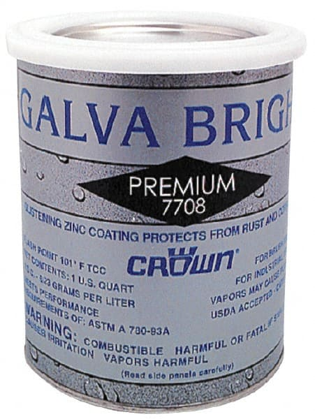 32 oz Zinc Cold Galvanizing Compound 00044313 - MSC