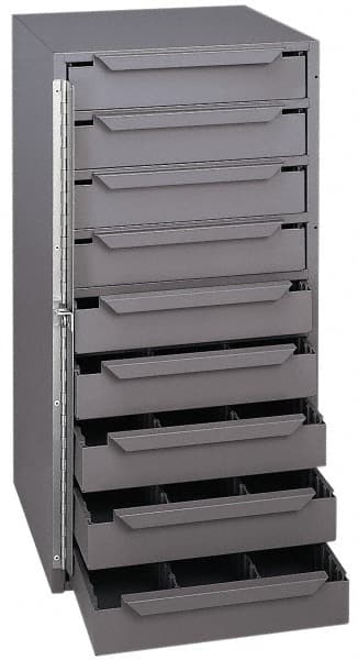 Steel Storage Small Parts Cabinet | MSCDirect.com