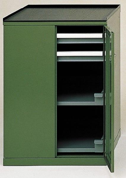 LISTA - 2 Drawer Machine Accessory Cabinet - 00069294 - MSC