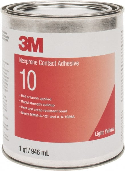 Heat Resistant Foam Adhesive | MSCDirect com