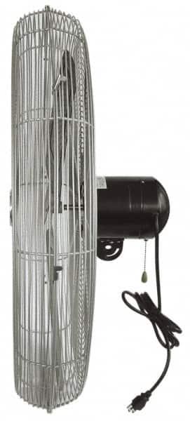 industrial oscillating fan