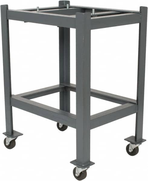 Made in USA 24 Inch Long x 18 Inch Wide x 36 Inch High Steel  sc 1 st  MSC Industrial Supply & Rubber Plate Stand | MSCDirect.com