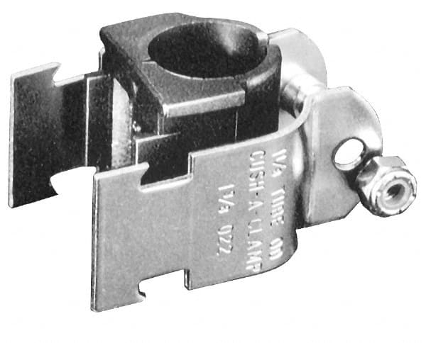 zsi 1 12 non sqz ss strut mounted pipe clamp t030ns034