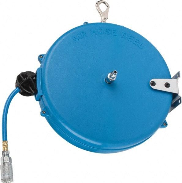jupiter pneumatics 14 x 28u0027 retractable air hose reel - Retractable Hose Reel