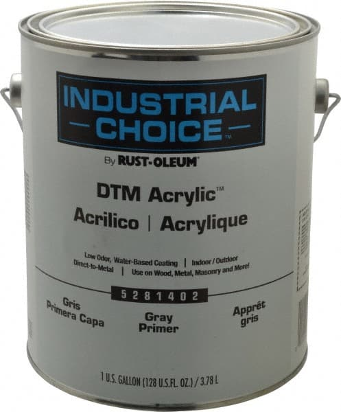 Quick Drying Metal Primer | MSCDirect com