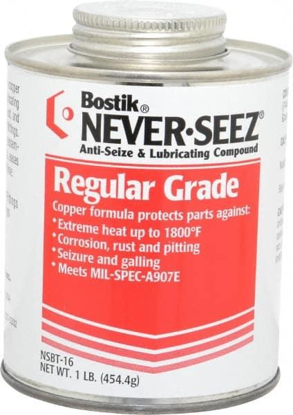 Bostik - 1 Lb Can Extreme Pressure Anti-Seize Lubricant