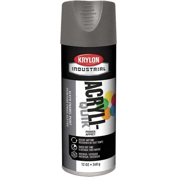 Krylon - 16 oz Gray Primer - 00264903 - MSC Industrial Supply