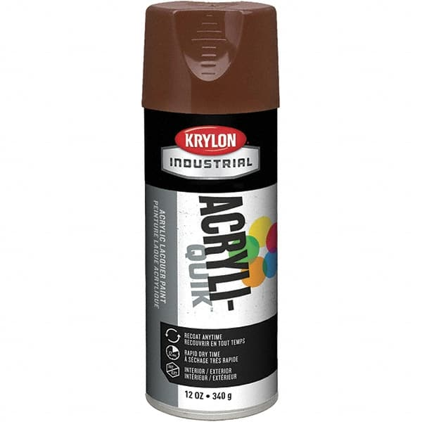 Brown Gloss Paint Mscdirect Com