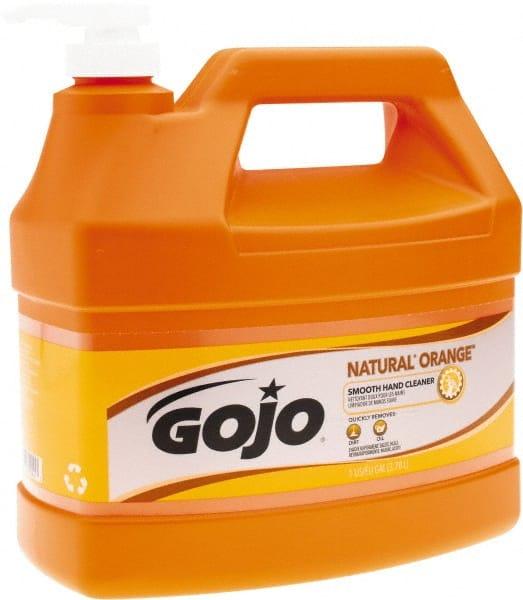1 gal orange scented liquid hand cleaner 00281519 msc