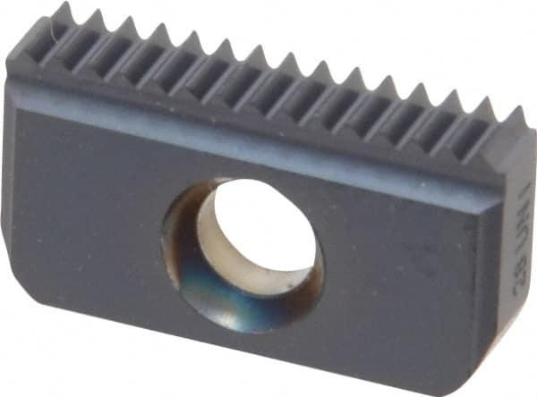 Length: 16mm NPT Threading Inserts Pack of 5 inserts. 11.5 TPI I.C.: 3//8 Internal 16 IR10 NPT MXC