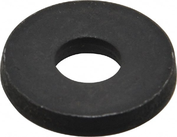 Black Oxide Flat Washers | MSCDirect.com