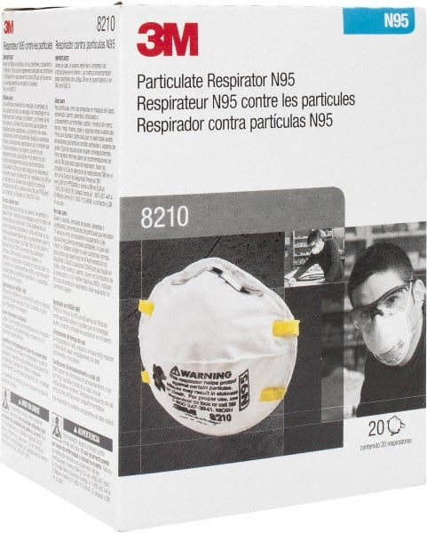 3m disposable n95 particulate respirator dust mask