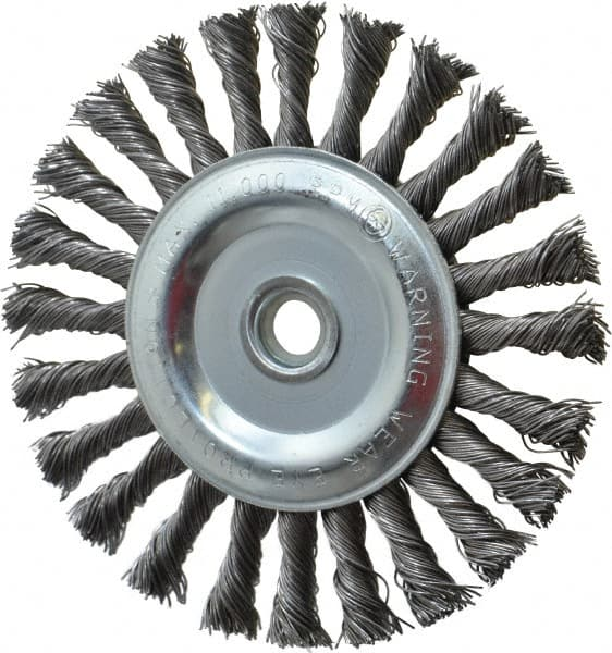 Anderson Wire Wheel Brushes | MSCDirect.com