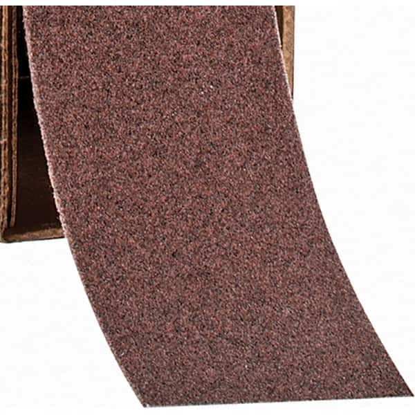 Roll 1 Width x 10yd Length Pack of 1 Aluminum Oxide Norton K225 Metalite Abrasive Roll Grit 180 Cloth Backing