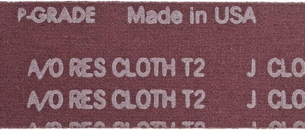 "Medium... VSM 332647 Abrasives 1/"" X 50 Yard 80 Grit Aluminum Oxide Cloth Roll"