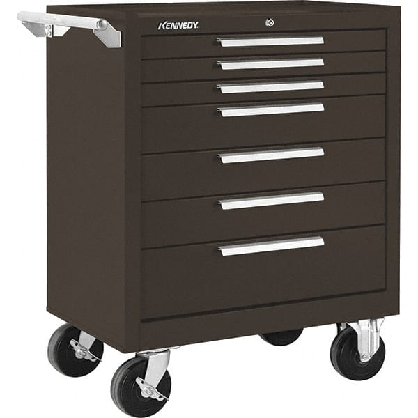 Kennedy 7 Drawer 1 400 Lb Capacity Steel Roller Cabinet