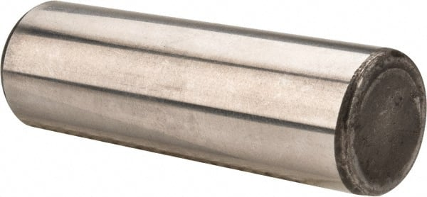 "1//4/"" x 1 1//4/"" Dowel Pin Hardened And Ground Alloy Steel Bright Finish"