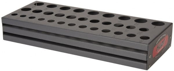 Huot Drill Bit Storage | MSCDirect.com