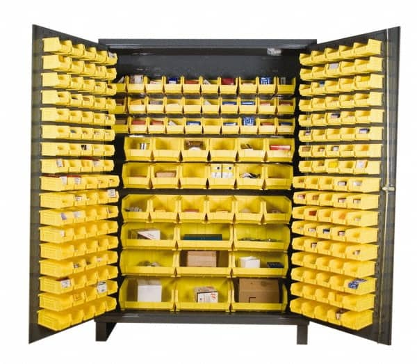 Superieur Durham 227 Bin, 2 Drawer Storage Cabinet   60