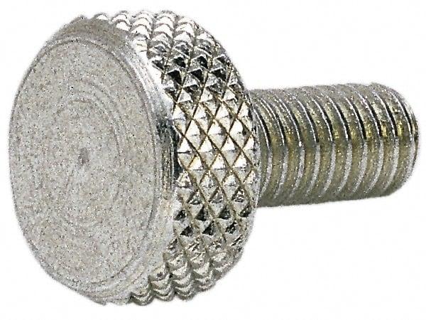 "-SS- pack of 20 3//16/"" Head Dia 3//4/"" Thread #8-32 Narrow Head Thumb Screw"