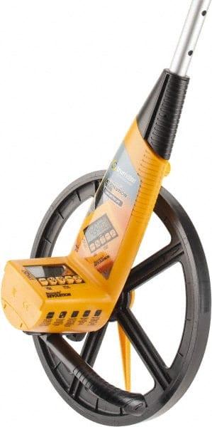 Measuring Wheel Measur... Trumeter 100,000 Feet Counter Limit 40-1//4 Inch Long