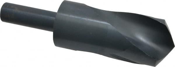 "1//2/"" Reduced Shank USA 5//8/"" HSS Silver /& Deming Drill"