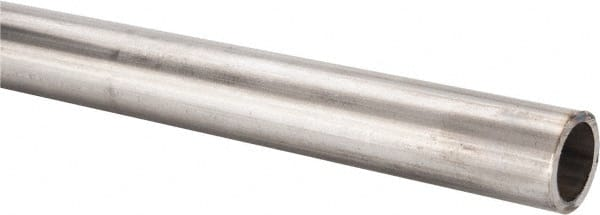 """2/"""" OD x 0.065/"""" Wall x 36/"""" long 304 Stainless Steel Round Tube"""