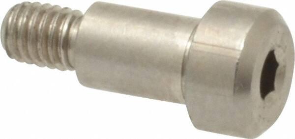 4mmX6mm M3x0.50mm Shoulder Screw