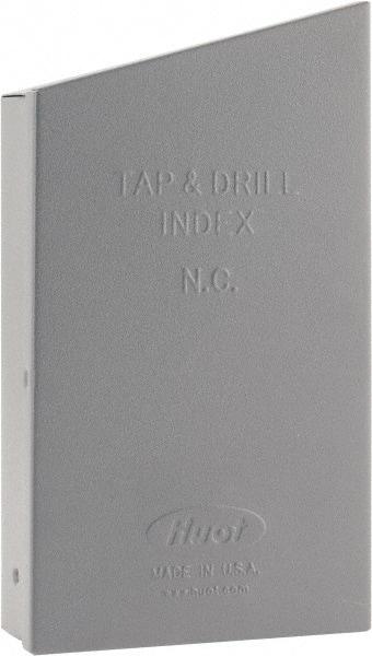 Huot 6 32 To 1 2 13 Unc Tap Storage 01691005 Msc Industrial Supply