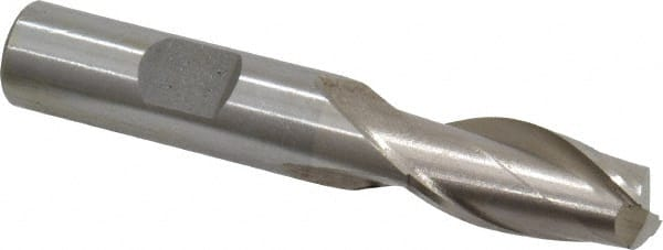 """Details about  /Interstate Square End Mill 5//8/"""" 4/"""" LOC 5//8/"""" Shank Diam 6-1//8/"""" OAL 4 FL 11086040"""