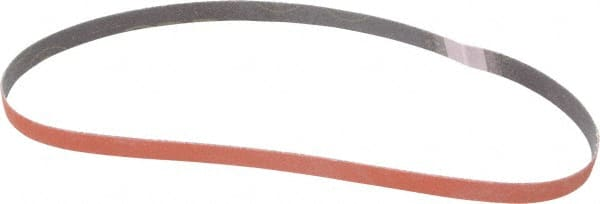 Ceramic Abrasive Belt 1//2 Wide x 24 Long 80 Grit