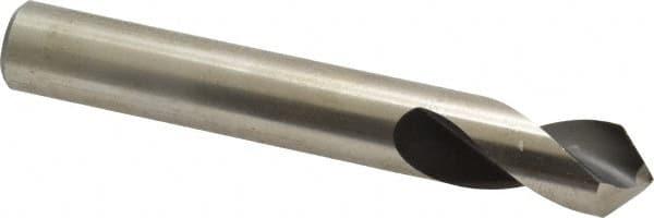 2-1//4 OAL 90 Deg 1-1//8 LOC Left Hand 5//8 Spotting and Centering Drills