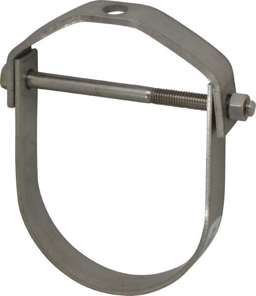 Stainless steel pipe hangers mscdirect