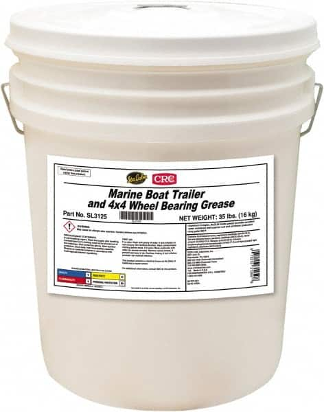 Mobil - 35 2 Lb Pail Lithium High Temperature Grease