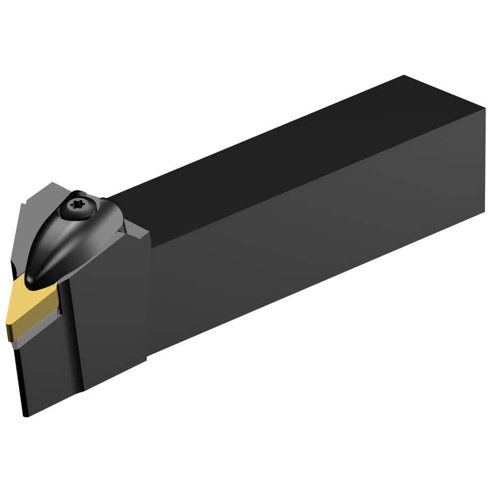 Right Hand Lever Lock Steel External Square Shank VNMG 332 Insert Size 3//4 Width x 3//4 Height Shank 4.5 Length x 1 Width Sandvik Coromant MVTNR 12 3B Turning Insert Holder 62.5 Degree Entering Angle