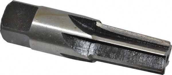 1//2 NPT HIGH Speed Steel Spiral Flute Taper Pipe Reamer
