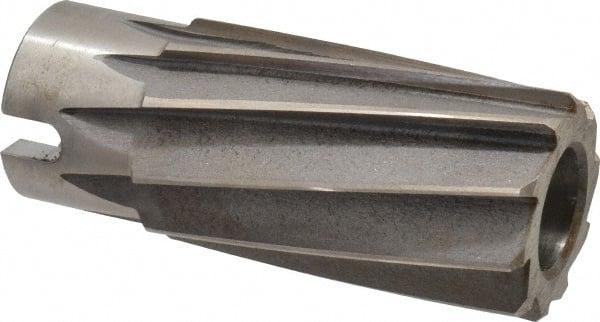 HSS 1-1//8 Shell Reamer Straight Flute