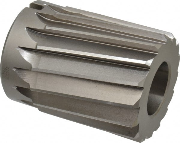 H.S.S Hole Dia.: 3//4 Shell End Mills LOC: 1-1//4 Standard Dia.: 1-5//8