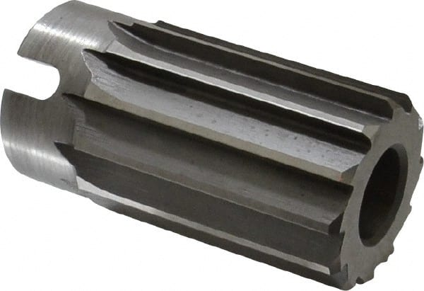 1 1//8 Carb 2 3//4 Fit 3 1//2 Overall Length 1 13//16 Diameter 10 Number of Fits 1 Hole Diameter F/&D Tool Company 29236 Shell Reamer Carbide Tipped Straight Flute 8 Fits Arbor