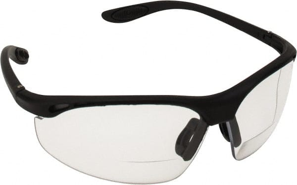 Pro Safe 1 5 Clear Lenses Anti Fog Framed Magnifying Safety Glasses 02395176 Msc Industrial Supply