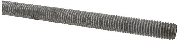 1-1//2-12 Thread Size Low-Strength Steel Threaded Rod 1 Foot Long 1-1//2-12 Thread Size All America Threaded Products 56115
