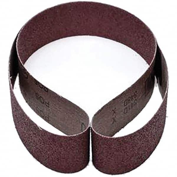 Fine Grade Aluminum Oxide 1//2 Width Brown 12 Length VSM 143612 Abrasive Belt Pack of 20 Cloth Backing 400 Grit