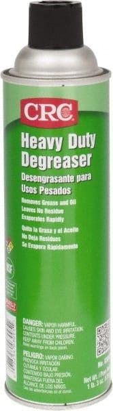 CRC - 20 oz Aerosol Cleaner/Degreaser - 02982767 - MSC