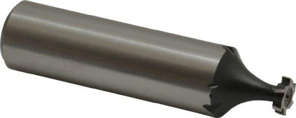 "#812 HSS Staggered Tooth Woodruff Keyseat Cutter,1-1//2/"" Diameter,1//4/"" Width"