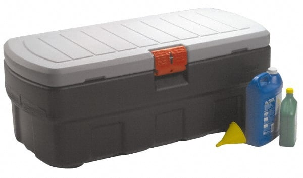 Rubbermaid Storage Box MSCDirectcom Rubbermaid Deck Box