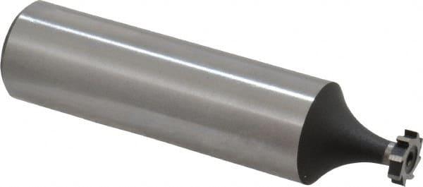 High Speed Steel Super Tool USA Made Straight Tooth 40417 1 7//8 Diameter 3//8 Wide 1//2 Shank HSS Keyseat Cutter