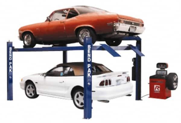 Bend-Pak - 7,000 Lb 4-Post Automotive Lift - 03220498 - MSC