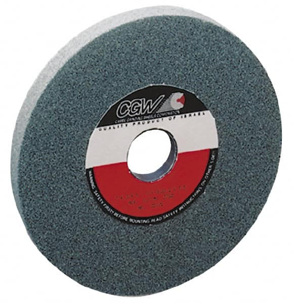 36-Grit Green Silicon Carbide Bench Grinding Wheel Industrial Tool
