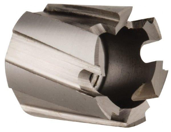 "Hougen 17//32/"" Cutter Diam x 1/"" Cutting Depth Bright Finish High Speed Steel..."